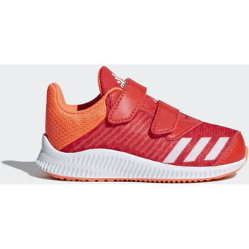 Chaussures Enfant Baskets basses adidas Performance Chaussure FortaRun Rouge / Blanc / Orange