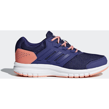 Chaussures Fille Baskets basses adidas Performance Chaussure Galaxy 4 Bleu