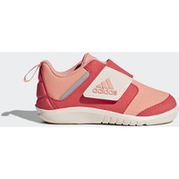 Chaussures Fille Baskets basses adidas Performance Chaussure Fortaplay orange