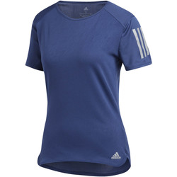 Vêtements Femme T-shirts manches courtes adidas Performance T-shirt Response blue