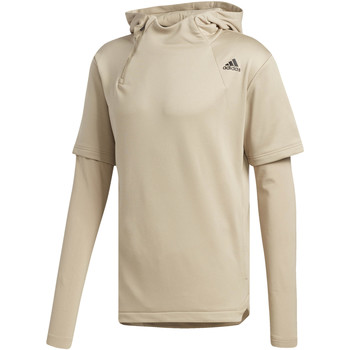 Vêtements Homme Vestes de survêtement adidas Performance Sweat-shirt à capuche Electric Shooter Beige