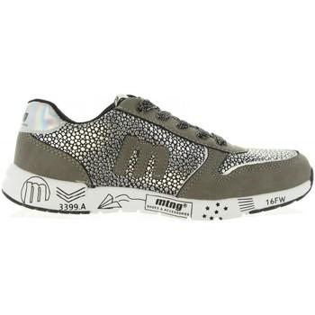 Chaussures Femme Baskets basses MTNG 69917 Gris