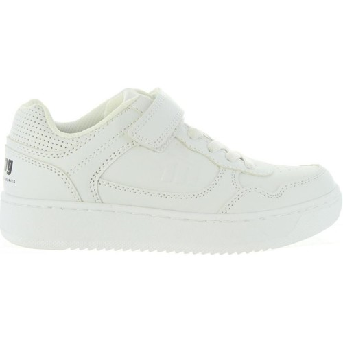Chaussures Femme Baskets basses MTNG 84405 Blanco