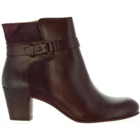 Chaussures Femme Bottes ville Kickers 512381-50 SEEBOOTS Rojo
