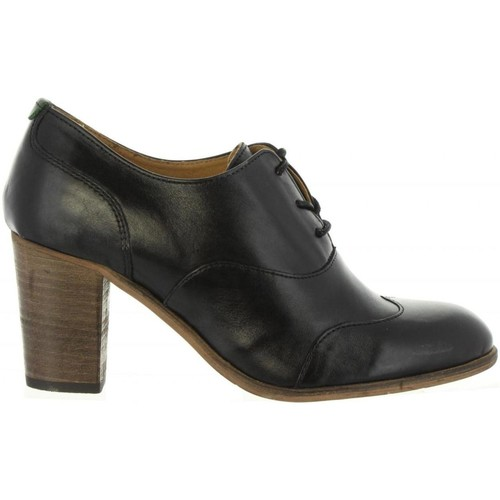 Chaussures Femme Bottines Kickers 578740-50 DATING Negro