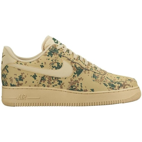 Nike ZAPATILLAS  AIR MAX 1 Beige - Chaussures Baskets basses Homme