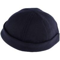 Accessoires textile Homme Bonnets Léon Montane Bonnet Docker Marine Bleu