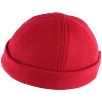 Accessoires textile Homme Bonnets Léon Montane Bonnet Docker Rouge laine Rouge