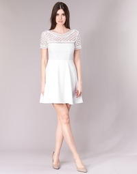 Vêtements Femme Robes courtes Betty London INLOVE Blanc