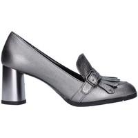 Chaussures Femme Mocassins Paola Ghia 7570 Gunmetal