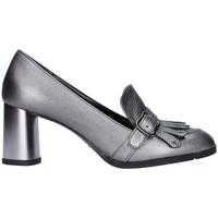 Chaussures Femme Mocassins Paola Ghia 7570 Mocassin Femme Gunmetal Gunmetal