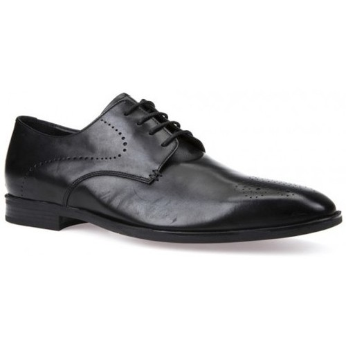 Chaussures Homme Ville basse Geox U New Life A Noir
