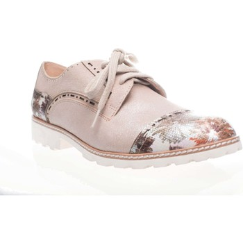 Chaussures Femme Derbies Fugitive WILLER Rose