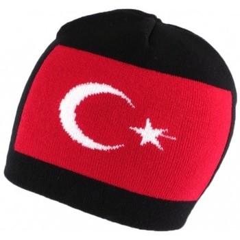 Accessoires textile Homme Bonnets Nyls Création Bonnet Court Turquie Noir
