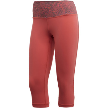 Vêtements Femme Leggings adidas Performance Tight Believe This High-Rise Printed Capri Multicolore