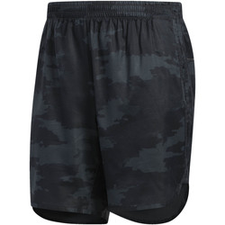 Vêtements Homme Shorts / Bermudas adidas Performance Short Supernova TKO Graphic Gris / Noir