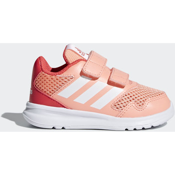 Chaussures Fille Baskets basses adidas Performance Chaussure AltaRun Blanc