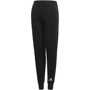 Vêtements Fille Pantalons de survêtement adidas Performance Pantalon ID 3-Stripes Striker Noir / Noir / Blanc