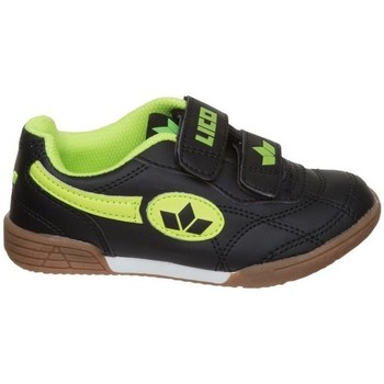 Chaussures Baskets basses Lico Fit Indoor Schwarzgrau Noir