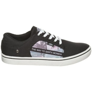 Chaussures Baskets basses Lico California Noir