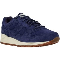 Chaussures Homme Baskets basses Saucony Shadow 5000 Bleu marine