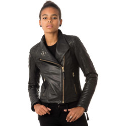 Vêtements Femme Blousons Cityzen MESA BLACK Noir