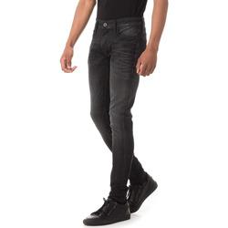 Vêtements Homme Jeans slim Antony Morato MMDT00172 FA750170 9000 Noir