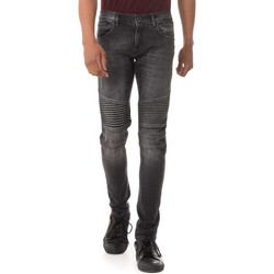 Vêtements Homme Jeans slim Antony Morato MMDT00175 / 9000 Noir