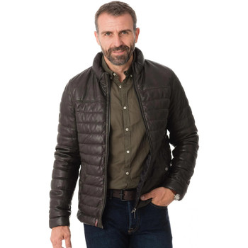 Vêtements Homme Vestes en cuir / synthétiques Oakwood FOOTLOOSE KAKI 526 Kaki