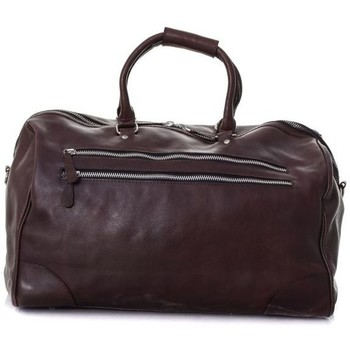 Sacs Homme Sacs à dos Serge Pariente BIG BAG SP CHESTNUT Marron