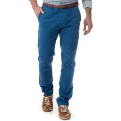 Vêtements Homme Pantalons Scotch & Soda 136195 0214 Bleu