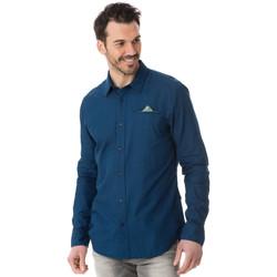 Vêtements Homme Chemises manches longues Scotch & Soda 136326 0218 Bleu