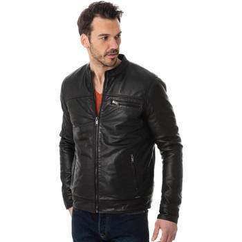 Vêtements Homme Blousons Cityzen SAN DIEGO BLACK Noir