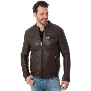 Vêtements Homme Blousons Cityzen SAN DIEGO BROWN Marron