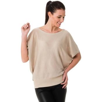 Vêtements Femme Débardeurs / T-shirts sans manche Kaporal FILOU GOLD Beige
