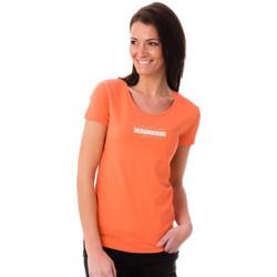 Vêtements Femme Débardeurs / T-shirts sans manche Kaporal ABEL CAMELIA P17 Orange