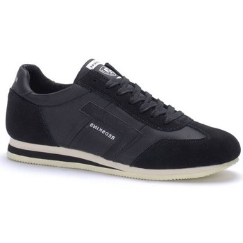 Chaussures Homme Baskets mode Chaussures Redskins TRIOLO NOIR Noir