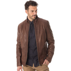 Vêtements Homme Vestes en cuir / synthétiques Daytona ALF SHEEP TIGER BISON Bison
