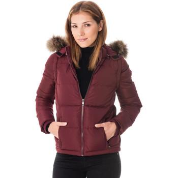 Vêtements Femme Doudounes Redskins CLARYSSE CAMPBELL PLUM H16 Bordeaux