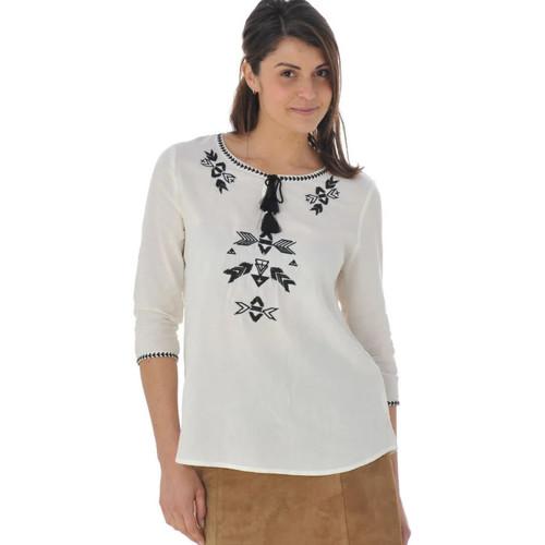 Vêtements Femme Débardeurs / T-shirts sans manche Kaporal LIFE OFF WHITE Blanc