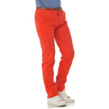 Vêtements Homme Pantalons Scotch & Soda 130991 33 Rouge