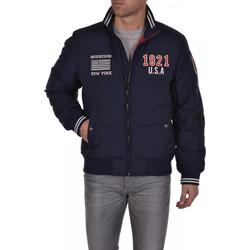 Vêtements Homme Doudounes Mcgregor RYDER MCBRODY 120 NAVY Bleu