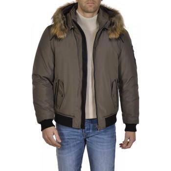 Vêtements Homme Blousons Oakwood OSLO 1 KAKI CLAIR Kaki