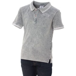 Vêtements Enfant T-shirts manches courtes Redskins TOOLS PIQUE GREY MELANGED Gris