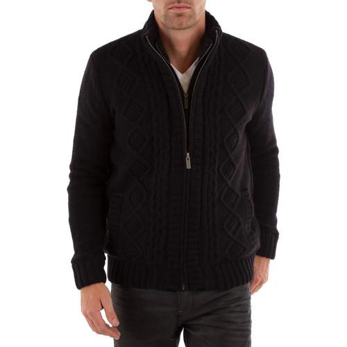 Vêtements Homme Pulls Kaporal ROLLS BLACK Noir