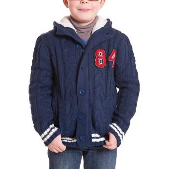 Vêtements Enfant Pulls Redskins NEWZELAND MARINE Bleu
