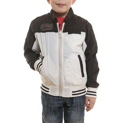 Vêtements Enfant Doudounes Redskins BEN OFF WHITE/BLACK Noir/Blanc