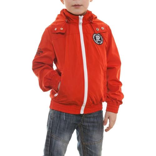 Vêtements Enfant Doudounes Pepe jeans JACOB MARS RED Rouge