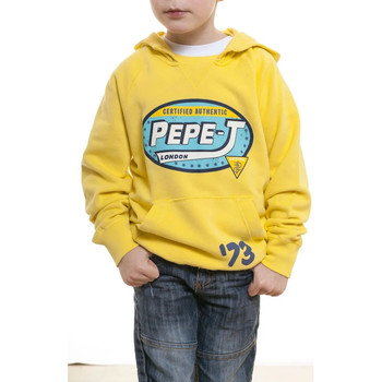Vêtements Enfant Pulls Pepe jeans ISREAL YELLOW Jaune