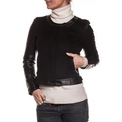 Vêtements Femme Vestes en cuir / synthétiques Korintage CATALEYA NOIR Noir